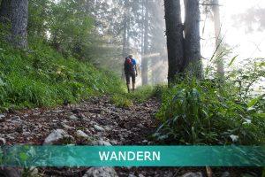 FerienHaus LÄNGAUER - Aktivitäten - Wandern
